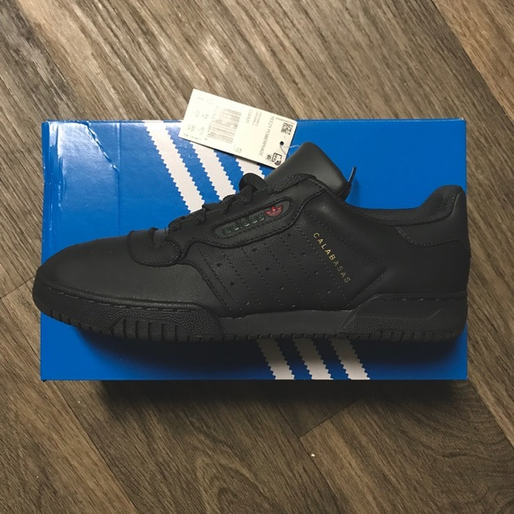 new product d0504 f550b Adidas Yeezy Powerphase (Core Black) SZ. 9